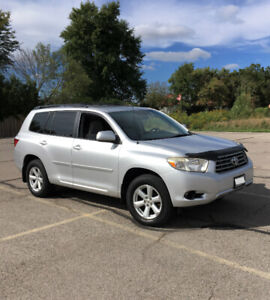 2009 Toyota Highlander AWD - Certified and E-tested