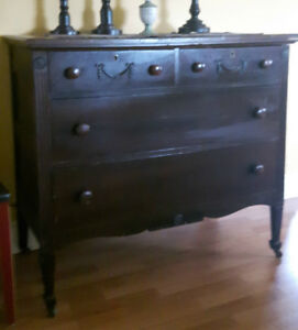 Antique Dresser $160