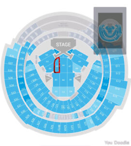 Taylor Swift FLOOR Tickets - August 4 (Less than face value)