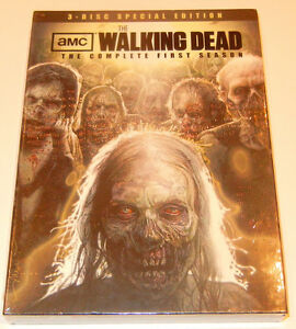 Walking Dead - Complete First 1 Season SPECIAL EDITION DVD NEW