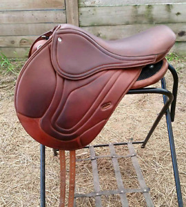 17.5 monoflap saddle for sale. Price reduced!