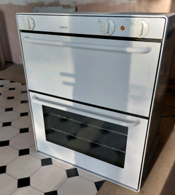'Hygena' oven and separate 'Diplomat' hob