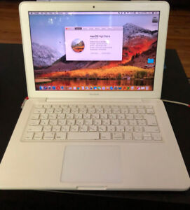 FOR PARTS AS-IS MacBook White Unibody A1342 2.26GHz 2GB