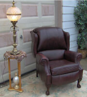 Luxury Leather Chair (recliner)