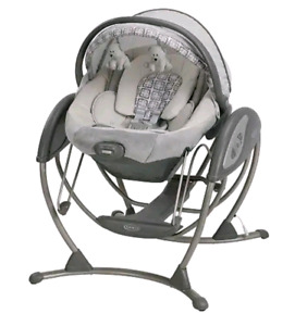 Graco electronic swing