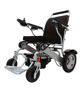 Lightweight Electric Wheelchair - Foldable (NEW)