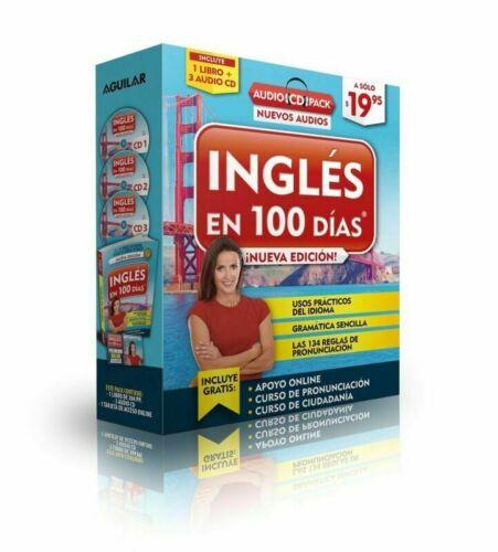 Curso De Ingles En Dvd Completo Y Aprender Rapido En 100 Dias Para Latinos