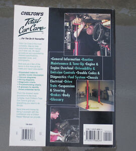 Chilton Manual - FORD 1987-96 Ford F-150. F-250, F-350 & BRONCO Kitchener / Waterloo Kitchener Area image 2