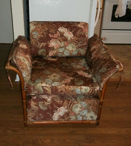 Love Seat and Chair, best offer