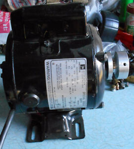 electric motor as new