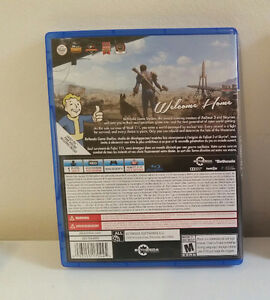FALLOUT 4 OPENED NEVER USED West Island Greater Montréal image 2