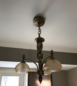 kitchen chandeliers - all work great