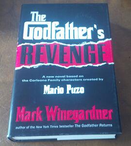 2 Books: The Last Don, 1996, Godfather's Revenge, 2006 Kitchener / Waterloo Kitchener Area image 2
