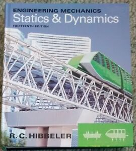 Engineering Mechanics Statics & Dynamics Ed:13