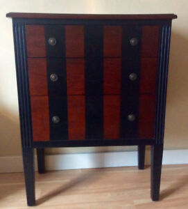 Multi-Use 3-drawer Chest