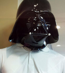 Véritable casque de Darth Vader