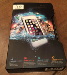 LifeProof Fre for Apple iPhone 6/6S Plus - Black