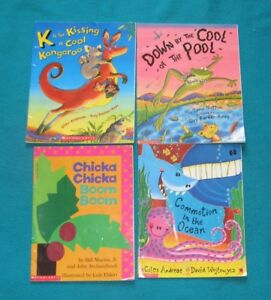 Giles Andreae and Tony Mitten Books