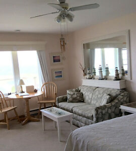 Beachfront apt. for March & April 15 mins To Hfx/Dart Metro area