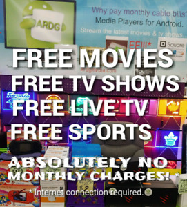 SELLING FAST! BRAND NEW FULLY PROGRAMMED 2GB ANDROID TV BOX