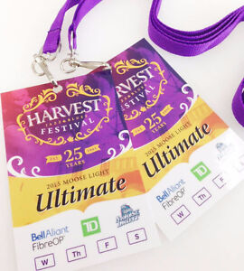 Harvest Ultimate Pass