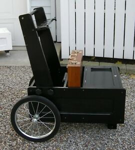BRAND NEW - REDUCED - TAKE DOWN RANGE CART