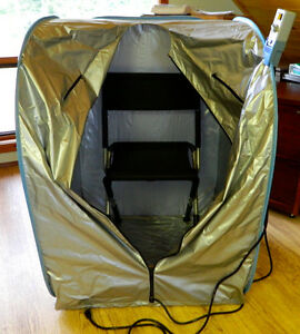 Solis Far Infrared Portable Sauna Williams Lake Cariboo Area image 1