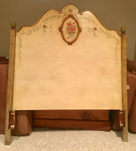 Hand Painted Head Board