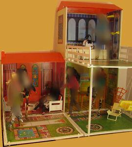 Maison Barbie Living House Meuble 1970 mod