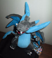 Pokemon plush Mega Charizard X