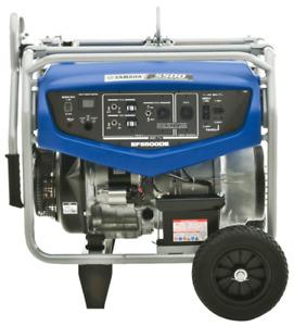 Yamaha Generator For Sale 5500 watt