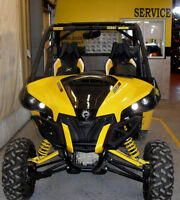 CAN AM MAVERICK 1000 XRS