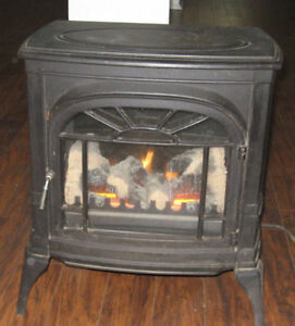 Vermont Castings ASCB addison Electric Fireplace heater Foyers