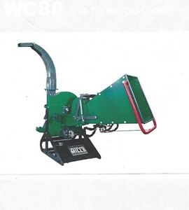 Wood Chipper by Woodland Mills