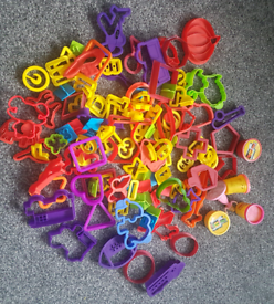 Playdough accessories, postage available