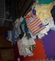 over 100 items of baby clothing 0 - 12 months