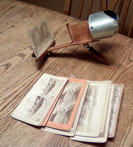 Old Stereoscope