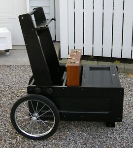 TAKE DOWN CART TO USE AT THE RANGE - REDUCED