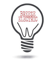 Breeze Electric *Licensed, bonded, insured*