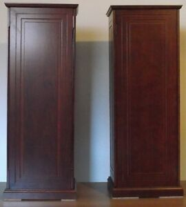 2 Bombay Company CD Towers and music collection