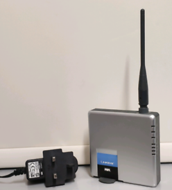 Linksys WRT54GC Router