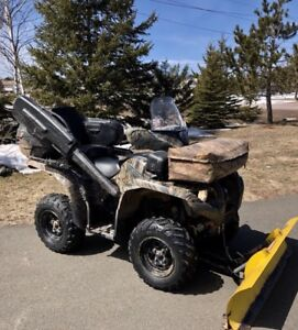 2007 Yamaha Grizzly 700- Full of Extras