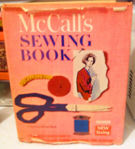 Vintage McCall's Sewing Book 1968