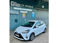 Toyota Yaris 1.5 VVT-i ( 100bhp ) Hybrid CVT 2017MY Icon Tech