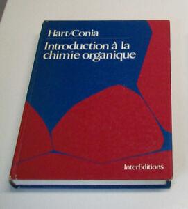 un livre Introduction à la Chimie organique