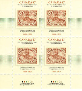 Canada Stamps - One Hundred & Fifty Years of Canadian Post