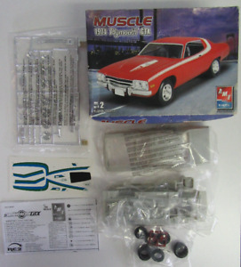 AMT 1974 Plymouth GTX Plastic Model kit
