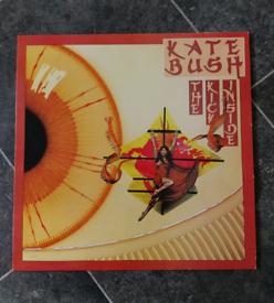 Kate Bush 'The Kick Inside'