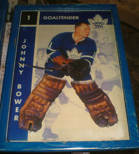 Toronto Maple Leafs player pics - 10 different