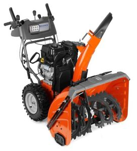 Husqvarna Snowblowers - 2018 Models - Free Delivery